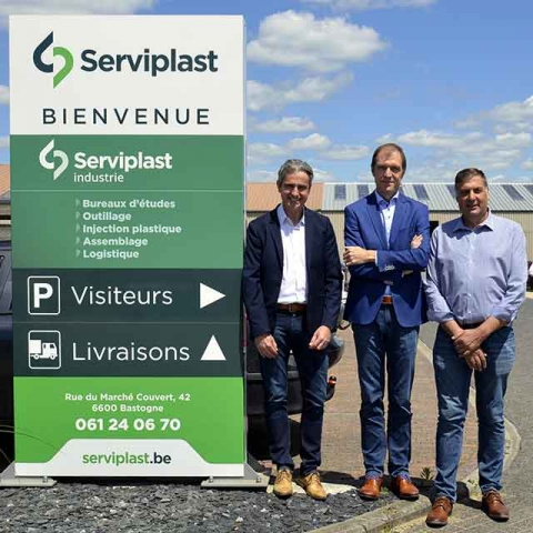Serviplast @copyright Pascal Willems